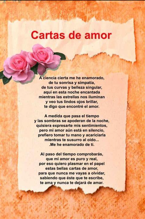 Cartas de Amor para mi novio - Poemas de amor