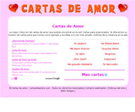 Cartasdeamore.com: Cartas de Amor