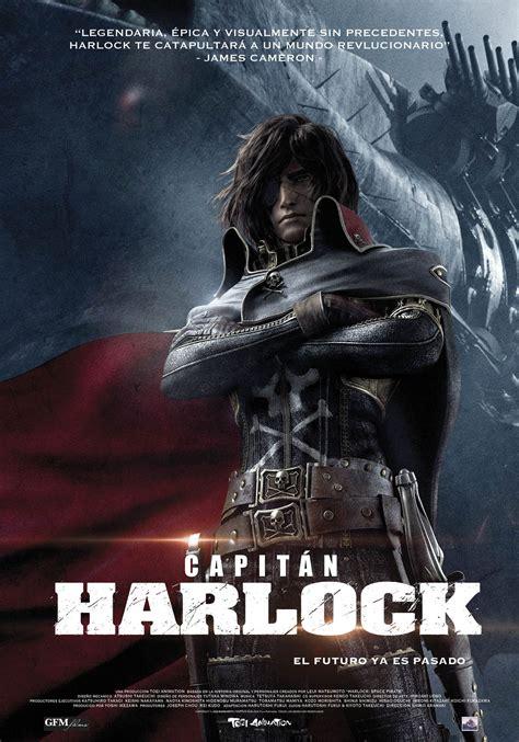 Cartel de Capitán Harlock   Poster 1   SensaCine.com