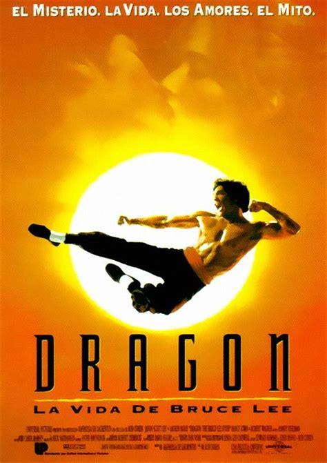 Cartel de Dragón: La vida de Bruce Lee   Poster 1 ...