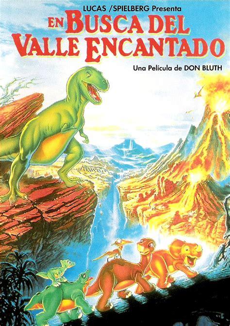 Cartel de En busca del valle encantado - Poster 1 ...