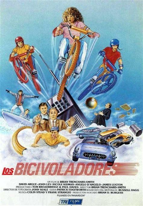 Cartel de Los bicivoladores - Poster 1 - SensaCine.com