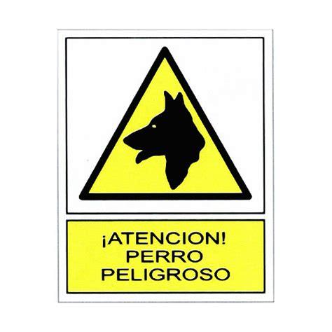 Cartel perro peligroso Ref. 14476315 - Leroy Merlin