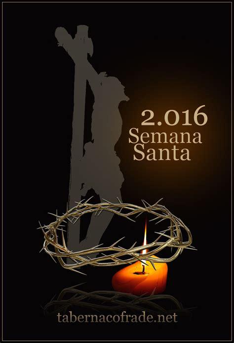 Cartel Semana Santa 2016 de tabernacofrade.net ...