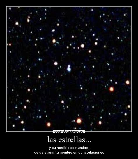 Carteles de Constelaciones | Desmotivaciones