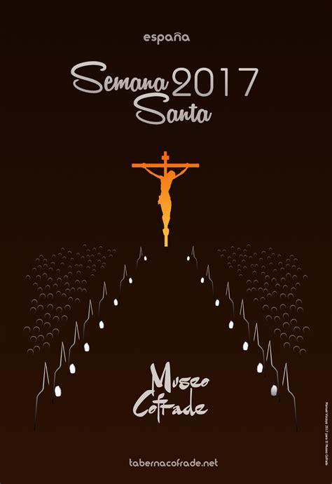 Carteles de Semana Santa 2017 Castellón | tabernacofrade.net