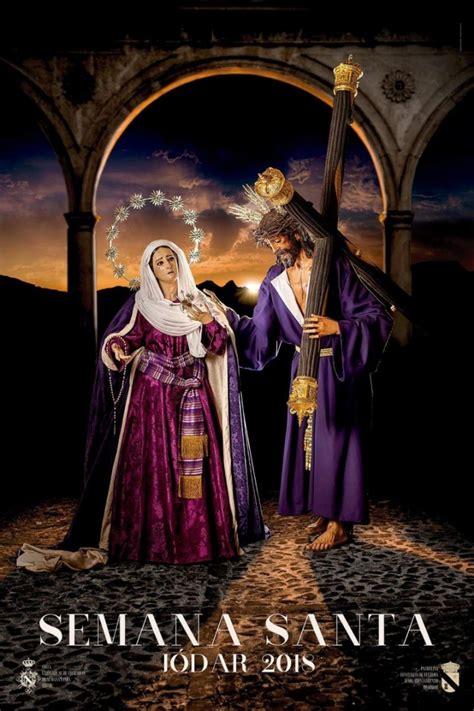 Carteles de Semana Santa de Jódar de todos los años ...