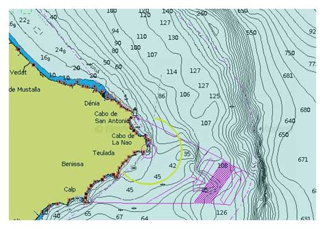 Cartografía náutica
