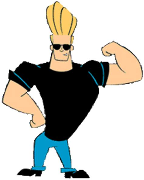 Cartoon Characters: Johnny Bravo