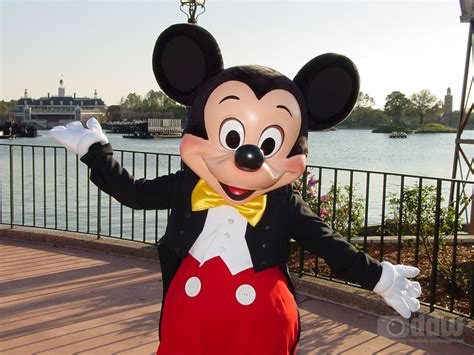 Cartoon Pictures: Mickey Mouse
