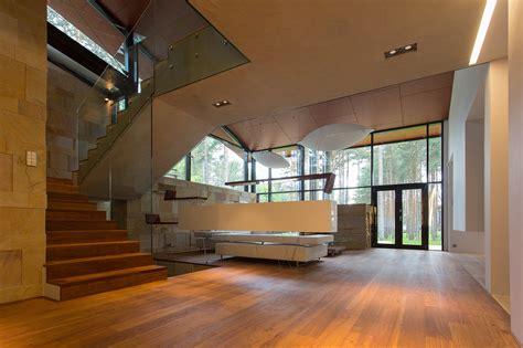 Casa de campo con planos, diseño de fachada e interiores