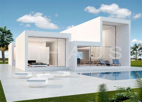 Casa de diseño modular ibicenca. El modelo javea es una de ...