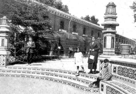 Casa de Fieras de El Retiro (1770-1972) | Urban Idade
