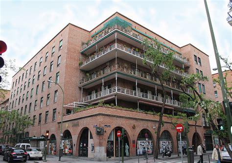 Casa de las Flores (Madrid) - Wikipedia, la enciclopedia libre