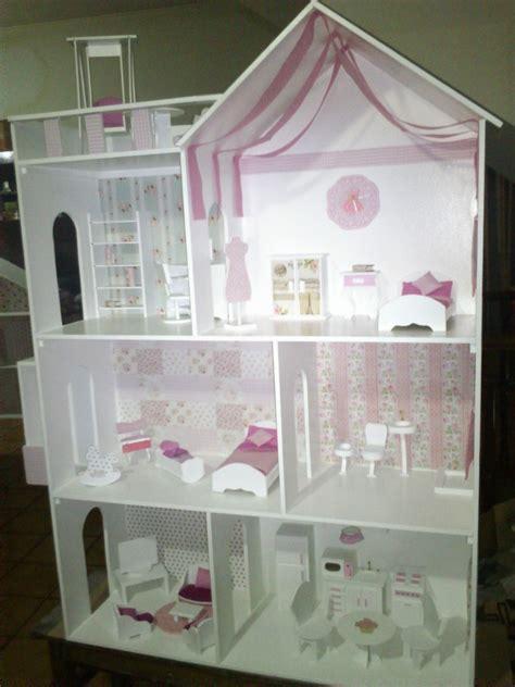 casa de muñecas barbie - Buscar con Google | casita Barbie ...