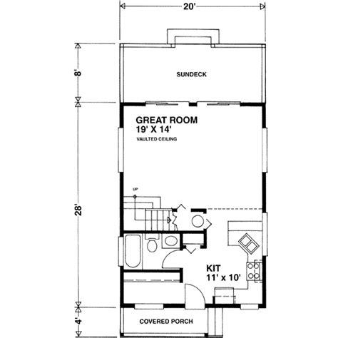Casa de un piso, una habitacion y 75 metros cuadrados ...