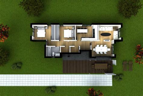 Casa Modular Vuam Plus 92 | Cubria Home