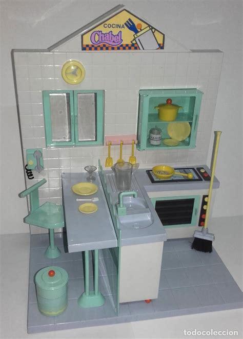 casa modulo cocina muñeca chabel de feber con a   Comprar ...