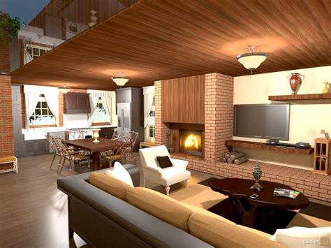 Casa no Campo - Terrace ideas - Planner 5D