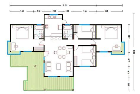 Casa Prefabricada Andes 90 M2   Casas Prefabricadas
