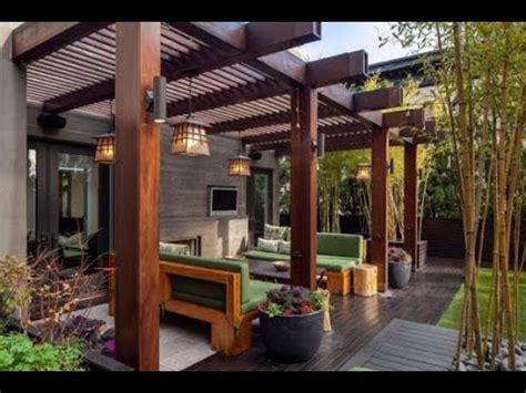 Casas con terrazas modernas - YouTube