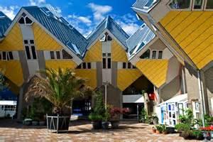 casas cúbicas de Rotterdam   Países Bajos Viajes. Casas ...