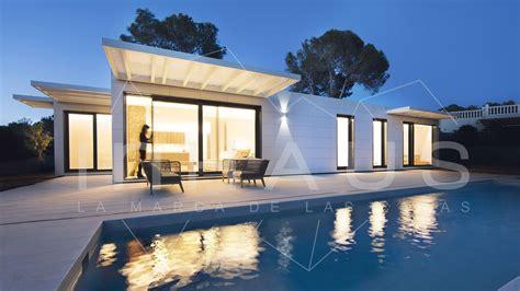 Casas de diseño moderno. Casas prefabricadas de diseño