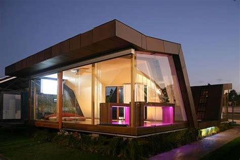 Casas de lujo prefabricadas en madera