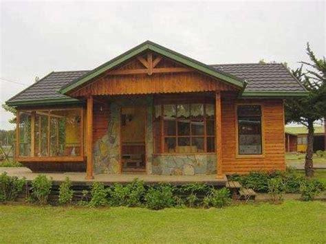 Casas de madera prefabricadas: Casas modulares santiago