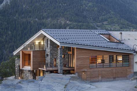 casas en montanas (2) | Decoracion de interiores Fachadas ...
