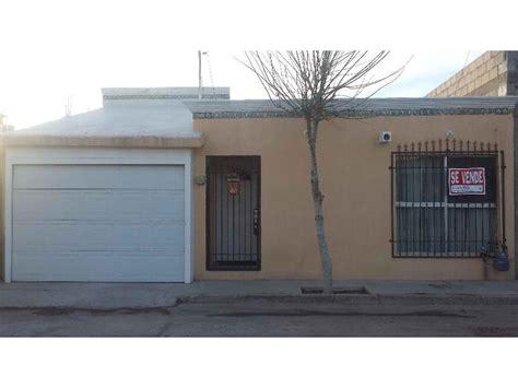 Casas en Venta en Ciudad Juárez