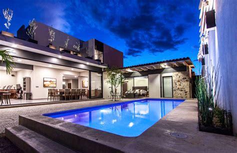 Casas Modernas Grandes Con Piscina