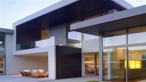 Casas modernas minimalistas por dentro y por fuera - YouTube