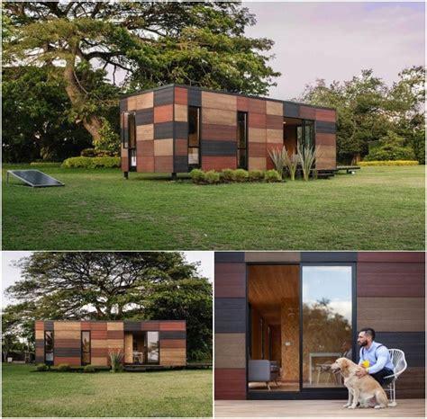 Casas modulares VIMOB, características y modelos
