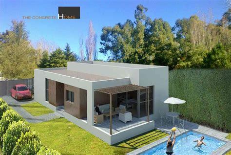 Casas Prefabricadas Modelo Atlanta - The Concrete Home