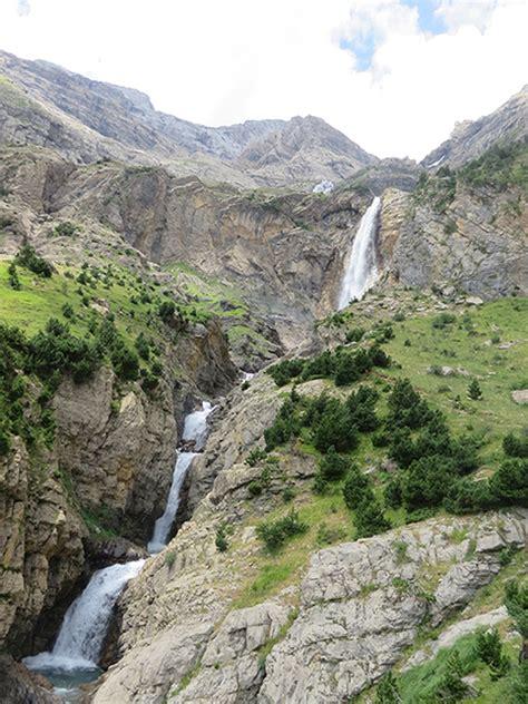 Cascada del Cinca Vallée de la Pineta - Espagne