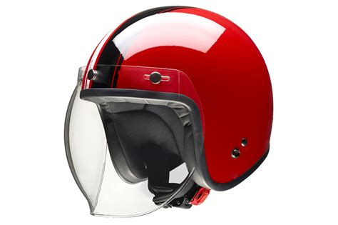 Casco abierto para moto Givi 20.7 Oldster | Moto1Pro