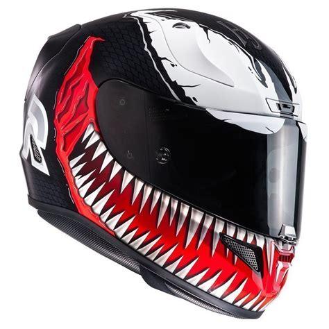 Casco Integrale Hjc RPHA11 Venom (Nero/rosso) - Caschi ...