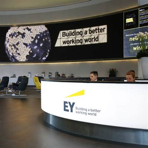 Case Study: Ernst & Young   JGM : Electrical & Mechanical ...