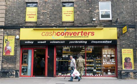 Cash Converters - Shop Lincoln