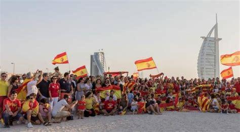 Castellano manchegos piden diálogo y unidad desde Dubai
