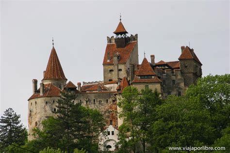 Castillo de Bran Portada Viaja por libre   Blog de viajes ...
