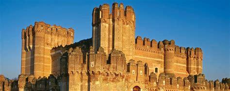 Castillo de Coca - Portal de Turismo de la Junta de ...