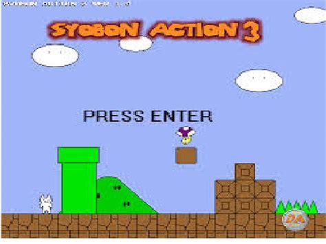 Cat Mario 2 Windows, Mac, Linux game   Indie DB