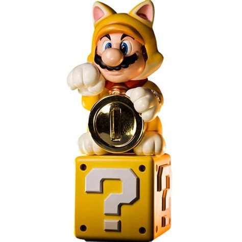 Cat Mario Figurine Coming To UK This Month, Costs A Lot Of ...