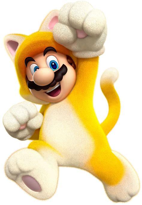 Cat Mario   Super Mario 3D World Character   Pinterest ...