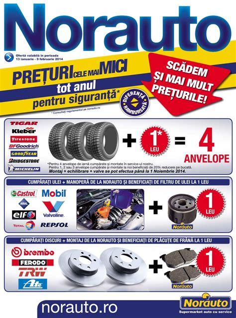 Catalog Norauto 13 Ianuarie - 09 Februarie 2014 - Catalog AZ
