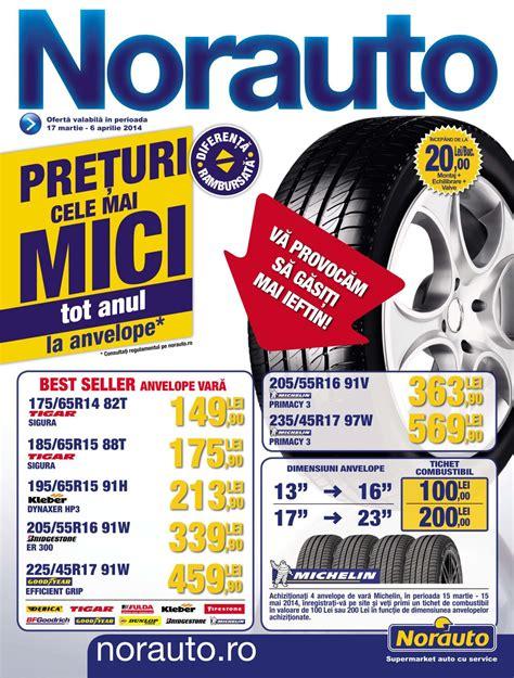 Catalog Norauto 17 Martie - 06 Aprilie 2014 - Catalog AZ