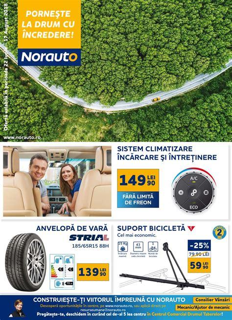Catalog Norauto Anvelope de Vara 22 Iunie - 17 August 2018 ...