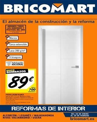 Catálogo Bricomart reformas de interior en madrid ...
